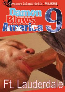 DAMON  BLOWS  AMERICA 9: FT. LAUDERDALE