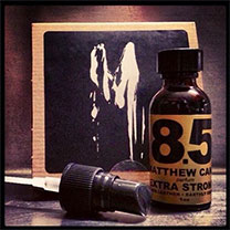 8.5 Extra Strong - Fragrance by Matthew Camp