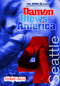 DAMON BLOWS AMERICA 4 - Scene 3 - Bathhouse Mirror