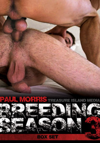 BREEDING SEASON 3 (Four Disc Set)