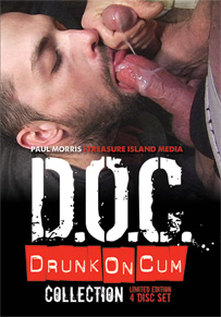THE DRUNK ON CUM COLLECTION
