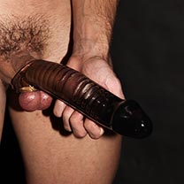 MUSCLE COCK SHEATH - Oxballs FLEX-TPR
