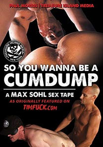 SO YOU WANNA BE A CUMDUMP - Scene 5 - Jack Handler