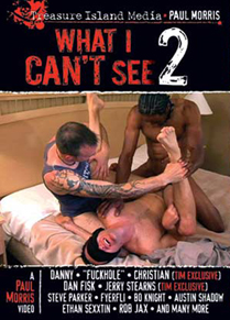 WHAT I CAN'T SEE 2 - SCENE 02 - GLORYHOLE FUCKSLUT - PARTS 1 AND 2