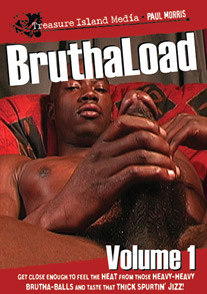 """BRUTHALOAD VOL. 1 - SCENE 08 - TWO-SHOT: AGE 26, 5'9"""", 165#, 9.5"""" COCK"""