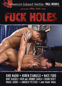 FUCK HOLES - SCENE 03 - START OF A CUM DUMP'S WEEKEND (REMASTERED)