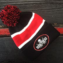 BONE HEAD  - Vintage Winter Ski Hat