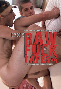 ERIC'S RAW FUCK TAPES 4 - Scene 6 - Keiran XXL & Christian Cruise