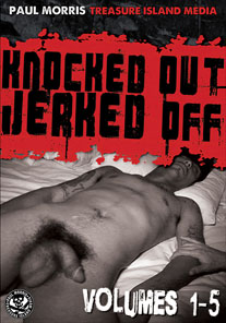 KNOCKED OUT JERKED OFF 1-5 (3 Disc Set)