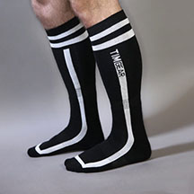 SCRIMMAGE SOCKS - TIM-GEAR Black