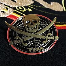 SEXTANT COLLECTOR PIN