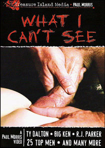 WHAT I CAN'T SEE