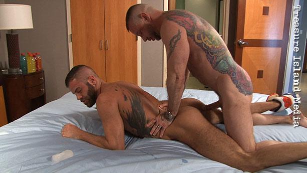Blueblake bouncer gay