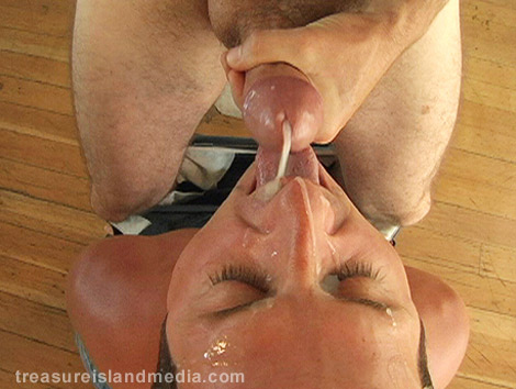 Gave blowjob to step dad to keep my secrete amp cum swallow bj - 2 part 6