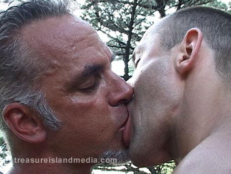nude gay men on men