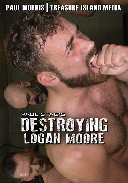Logan moore bunch gangbanged at the dick