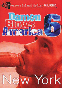 DAMON BLOWS AMERICA 6: NEW YORK - SCENE 08 in Christian