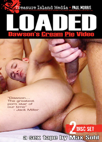 LOADED: DAWSON'S CREAM PIE VIDEO - SCENE 03 - THE LOAD UP - NYC in Dawson