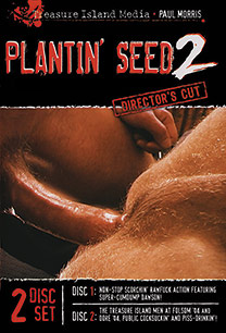 PLANTIN' SEED 2 - Scene 6 - Jake, Jerry, Spike & Carl Fuck Dawson in Jerry Stearns