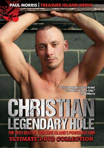 LEGENDARY HOLE CHRISTIAN in Drew Sebastian