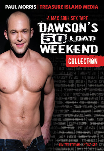DAWSON'S 50 LOAD WEEKEND COLLECTION in Antonio Montez