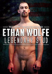 LEGENDARY STUD ETHAN WOLFE in Ryan Powers