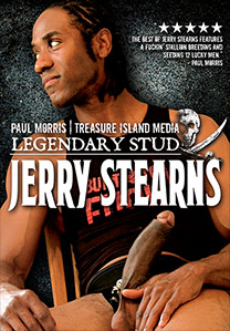 LEGENDARY STUD JERRY STEARNS in Jerry Stearns