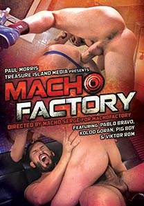 MACHOFACTORY - The Movie
