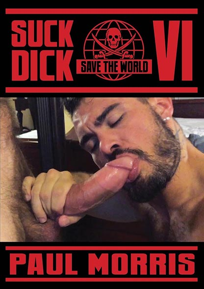 SUCK DICK / SAVE THE WORLD 6 - SCENE 4 in Aarin Asker