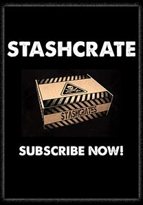 TIM STASH-CRATE - Subscription Porn Box