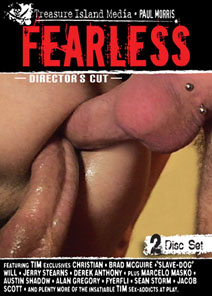 FEARLESS - Scene 1 - Will's Initiation in Jerry Stearns