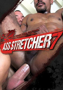 MACHOFUCKER - ASS STRETCHER 7  in Esteban