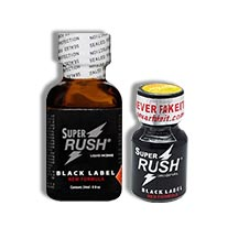 Rush Black Label - Cleaner