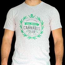 CANNABIS CLUB TEE