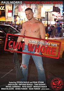 CUM WHORE - Scene 2 - Antonio Biaggi and Steven Daigle