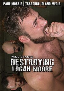 DESTROYING LOGAN MOORE - Scene 7 in AJ Alexander