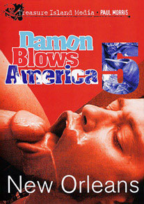 DAMON BLOWS AMERICA  5: NEW ORLEANS