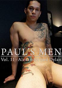 Paul's Men Vol. 11 - Alexander and Dylan (eBook)