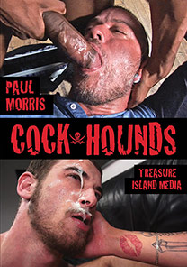 COCK HOUNDS - Scene 6 in Daddy Cream