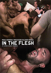 IN THE FLESH - SCENE 02 - AARON LAMB GANGBANG in Aaron Lamb