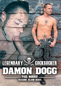 LEGENDARY COCKSUCKER DAMON DOGG in Christian