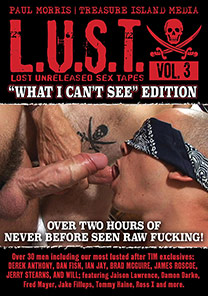 LUST 3 - What I Can't See Edition in Dan Fisk