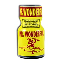 Mr. Wonderful - Cleaner