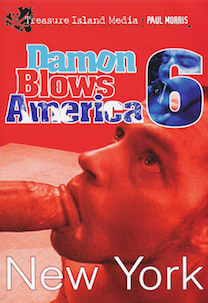 DAMON BLOWS AMERICA  6: NEW YORK