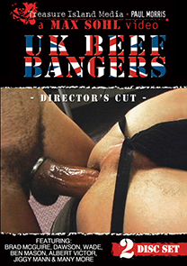 UK BEEF BANGERS (TWO DISC SET) in Aaron Slater