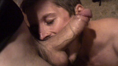 Scene 1 - Loaded With Cum By a Thug In A Basement